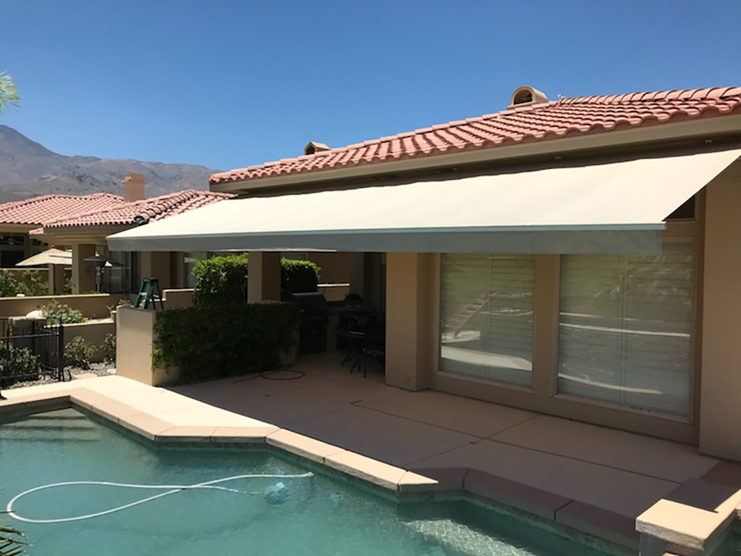 Awnings - Modern Outdoor Spaces   Palm Desert Patio Experts
