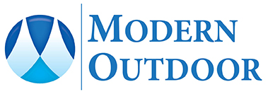bbq grills by modern outdoor spaces logo