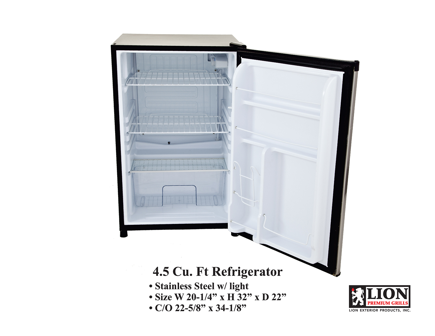 barbeque accessories palm desert modern outdoor spaces refrigerator